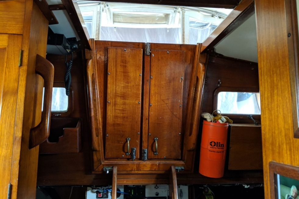1978 Cheoy Lee Offshore 32'