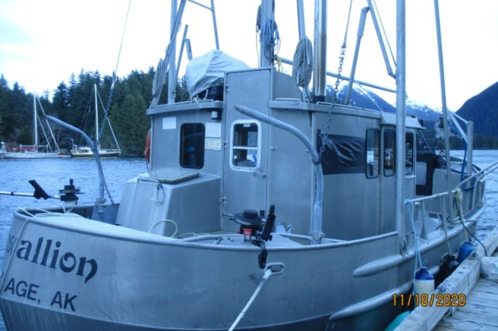 1981 Custom Built Combination fisher