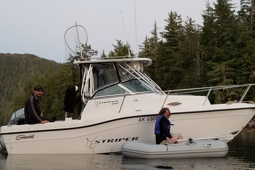 1999 Seaswirl Striper